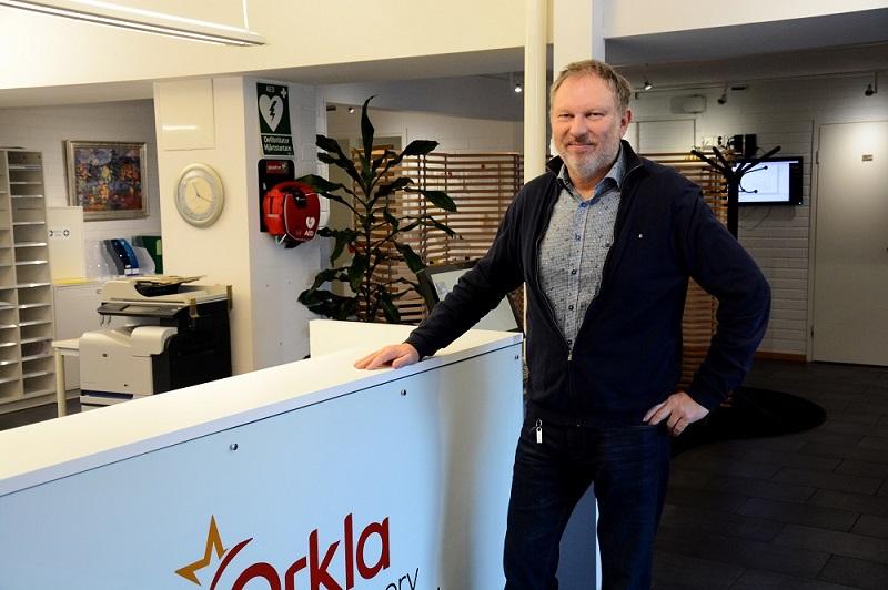 Orkla i Saltvik storsatsar på biogas